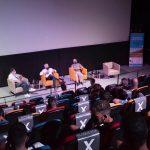 Socorristas de Gran Canaria llenan el Museo Elder para asistir a la proyección del documental  ´Desahogo´